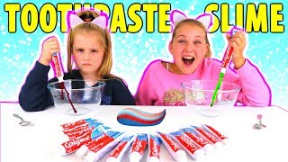 Video Don't Choose the Wrong Toothpaste Slime Challenge!! *NEW COLORS* MP3, 3GP, MP4, WEBM, AVI, FLV September 2018