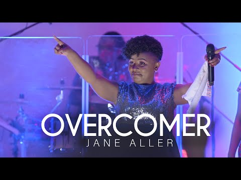 Jane Aller | Overcomer (Live) | OFFICIAL VIDEO (sms SKIZA 5328083 to 811)