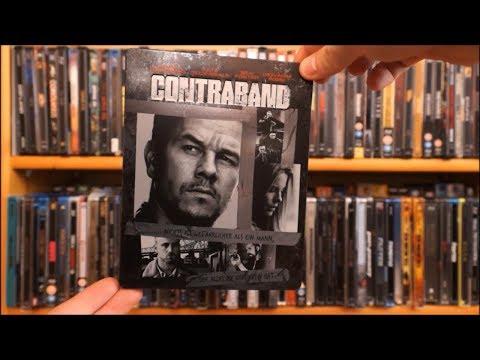 CONTRABAND (DT Blu-ray Steelbook) / Zockis Sammelsurium Nr. 838
