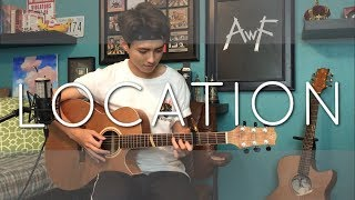 Video Khalid - Location - Cover (Fingerstyle / Vocal) MP3, 3GP, MP4, WEBM, AVI, FLV September 2018