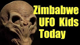 The Zimbabwe Incident (Zimbabwe UFO Kids TODAY)