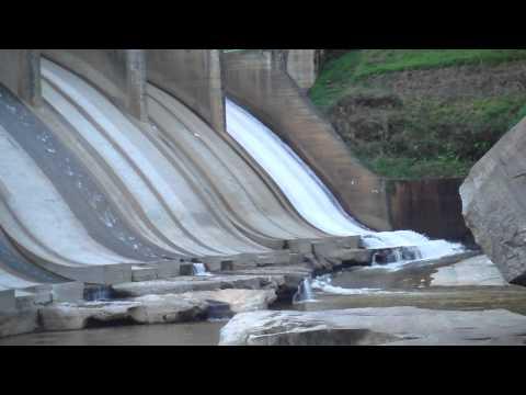 Barragem no rio santo antonio em Joanesia !