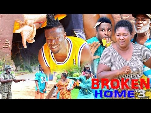 Broken Home Season 3    - Latest 2016 Nigerian Nollywood Movie