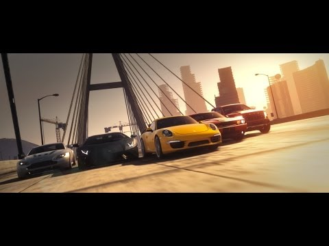 Need for Speed Most Wanted Announce Trailer