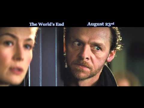 The World's End (TV Spot 'Doomsday')