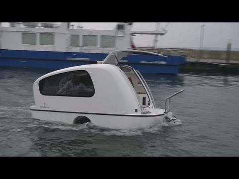 Sealander: Το νέο σκάφος-τροχόσπιτο – hi-tech