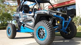 9. 2015 Polaris RZR XP 1000 EPS Desert Edition