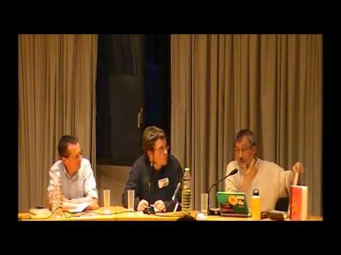 """Jornadas """"Móstoles sin petróleo"""": Mesa redonda: Transición al pico del petróleo en entornos urbanos, con Jorge Riechmann 1/6"""