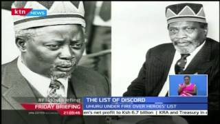 Friday Briefing Full Bulletin with Betty Kyalo, 21st October 2016