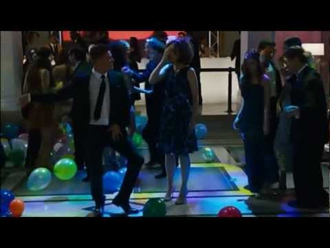 New Year's Eve - One of the best scene of the whole movie! Zac Efron dancing to raise your glass by pink with Michelle Pfeiffer.