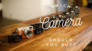 Video Which Camera Should You Buy? [Canon vs Nikon vs Sony vs Fujifilm vs Olympus vs Panasonic] MP3, 3GP, MP4, WEBM, AVI, FLV Juli 2018