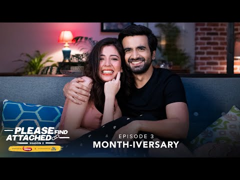 Dice Media | Please Find Attached | Web Series | S02E03 - Month-iversary ft Barkha Singh & Ayush