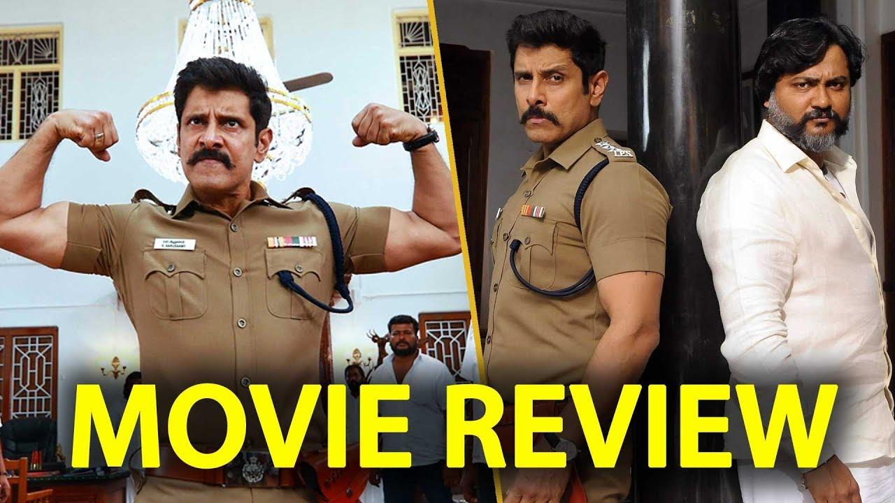 Saamy 2 Movie Review by Praveena   Vikram, Keerthy Suresh, Bobby Simha, Hari  Saamy Square Review
