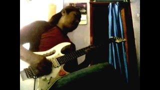 budaya dan kehancuran - Aa'ot Nay Leady - solo guitar iseng cuy
