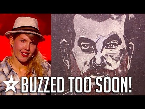 Artist SHOCKS Judges After Pressing Red Buzzers! | Got Talent Global