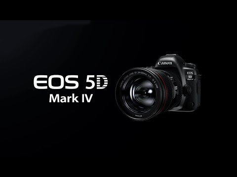 EOS 5D Mark IV - Canon