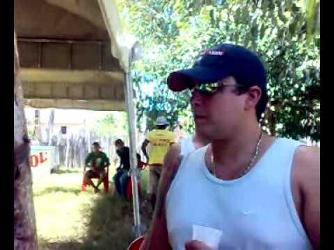 Paredão em Tabuleiro do Norte, vaquejada do Parque Martins em Julho de 2010.
