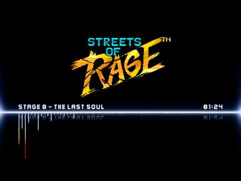 Streets of Rage OST | Stage 8 - The Last Soul