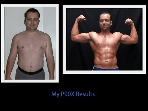 P90X Results – Inspirational Transformation – P90X2 Workout