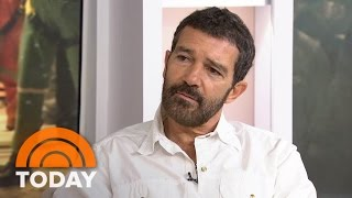 Nonton Antonio Banderas  There Were    Tough Conditions    Making Film    The 33      Today Film Subtitle Indonesia Streaming Movie Download