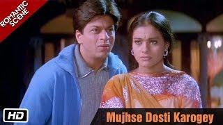 Video Mujhse Dosti Karoge - Romantic Scene - Kabhi Khushi Kabhie Gham - Kajol, ShahRukh Khan MP3, 3GP, MP4, WEBM, AVI, FLV November 2018