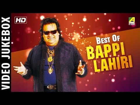 Best of Bappi Lahiri | Bengali Movie Songs | Video Jukebox | Bappi Lahiri Songs