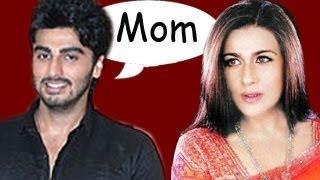 Saif Ali Khan's Ex Wife Amrita Singh To Play Arjun Kapoor's MOM