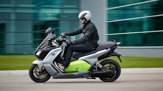 9. WOW!! Amazing BMW C Evolution first ride an instant kick of torque Review