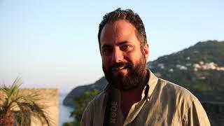 Alfredo Mazzara con Da morire all'Ischia Film Festival 2018
