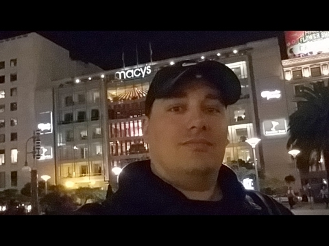 Uber Man In San Francisco
