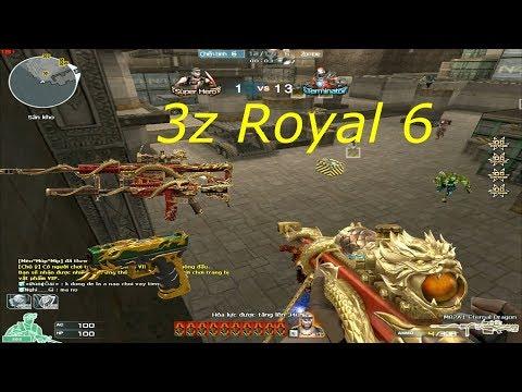 [ Bình Luận CF ] M82A1-Eternal Dragon - Tiền Zombie v4 - Thời lượng: 10:07.