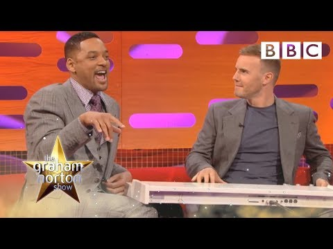 bbcone - http://www.bbc.co.uk/grahamnortonshow Among the guests on Graham's sofa are Hollywood star Will Smith, who stars in new film Men in Black III; Take That's Ga...