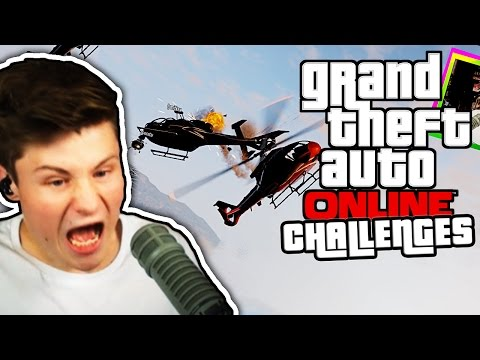 Video HELIKOPTER WRESTLING CHALLENGE! :D | GTA Online mit Dner download in MP3, 3GP, MP4, WEBM, AVI, FLV January 2017