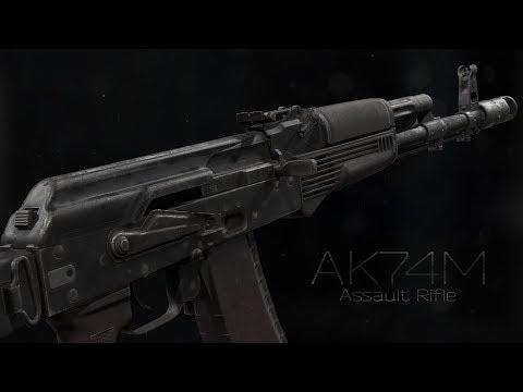 AK74M - Assault Rifle   v3.5