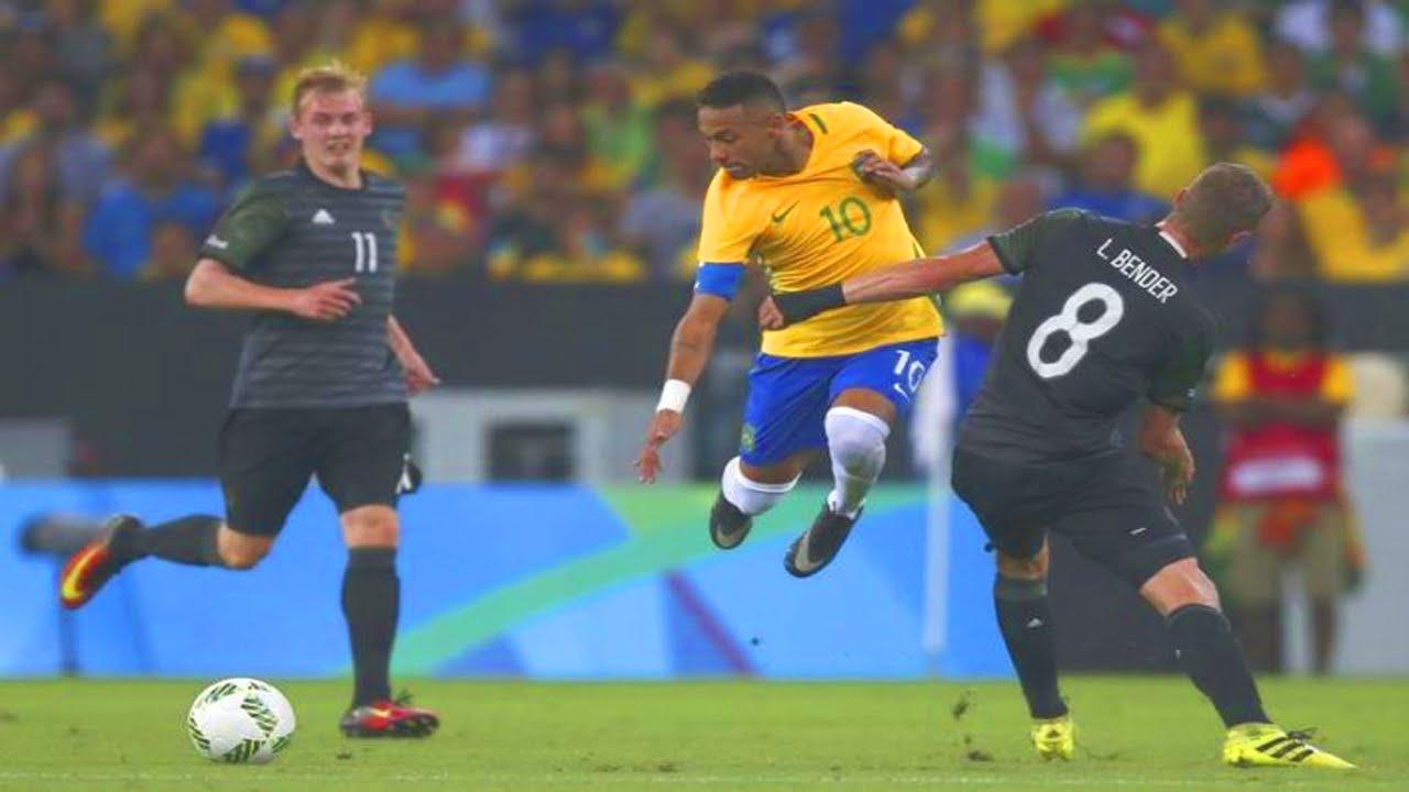 Brazil vs Germany Final All Goals Rio 2016 Olympic Final Motivational Video