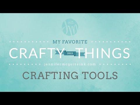 My Favorite Crafty Things: Tools