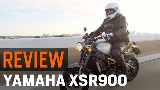 1. Yamaha XSR900 Review at RevZilla.com