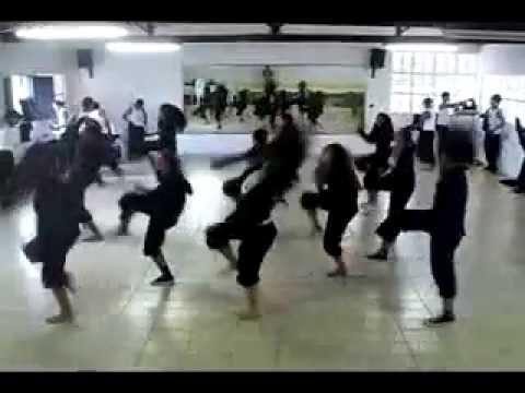 Ensaio - Eles Dançam Chris Brown - Projeto Juventude e Cidadania - Castelo do Piauí