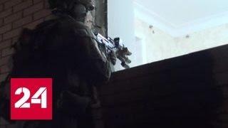 В ходе спецоперации в Махачкале уничтожен лидер ячейки ИГИЛ