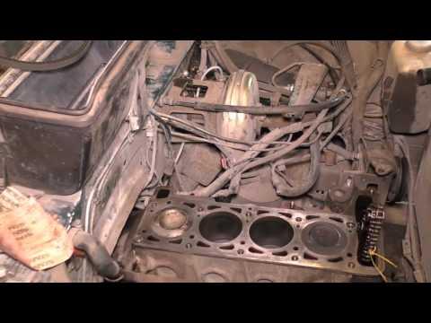 Ремонт двигателя нивы 21214 своими руками видео