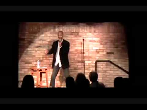 Keith Bender Gospel Comedy Clip