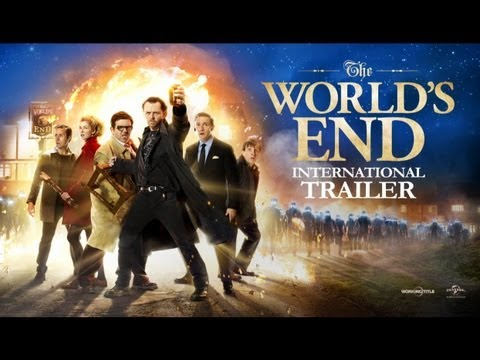 The World's End - International Trailer HD