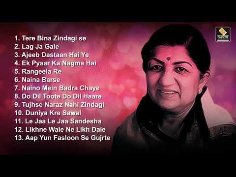 Best Evergreen Sad Song   Lata Mangeshkar   Vol. 2
