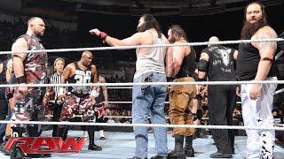 Video WWE's most dominant groups collide: Raw, December 7, 2015 MP3, 3GP, MP4, WEBM, AVI, FLV Juli 2018