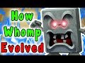Download Lagu Super Mario - Evolution Of The WHOMP (1996 - 2019) Mp3 Free