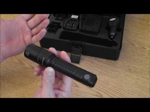 Ліхтар Fenix RC10 CREE XP-G R5 з акумулятором та підзарядкою