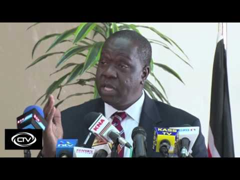 KCPE candidates to know Form 1 schools by Christmas – Matiang'i