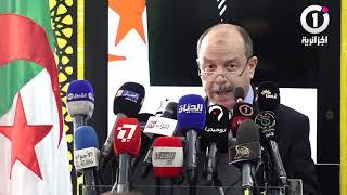 """زغماتي.. """"إننا جميعا مدعوون ليوم تاريخي يرسم فيه الجزائريون من جديد طريق المستقبل"""""""