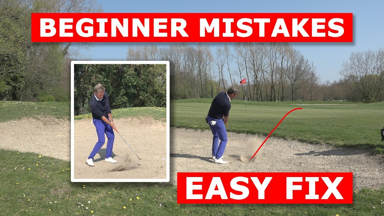 Don't make this mistake when you're in the bunker!