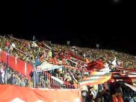 VS Sin Libertadores: Nose como voy!!! - La Barra del Rojo - Independiente